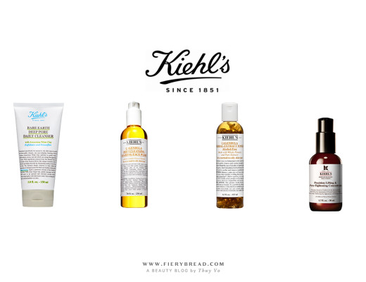 kiehl's rare earth capendula precision lifting pore tightening concentrate review
