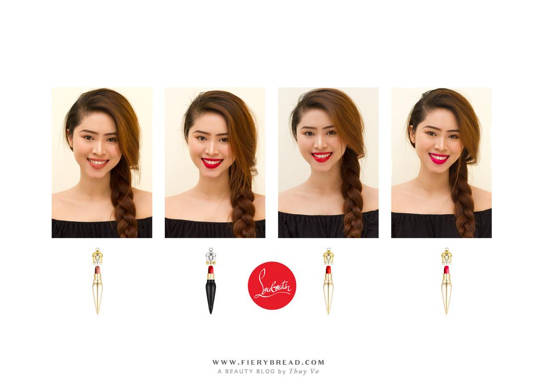 Louboutin lipstick review