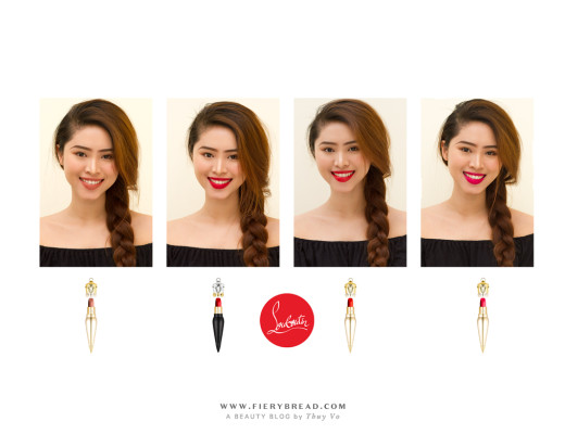 Louboutin lipstick review