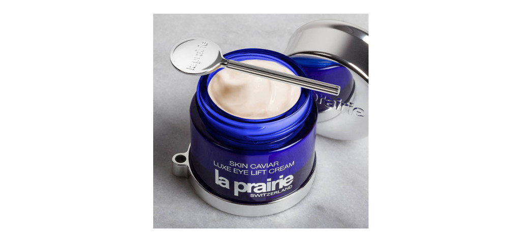 best eye cream review la prairie skincaviar luxe eye lift cream