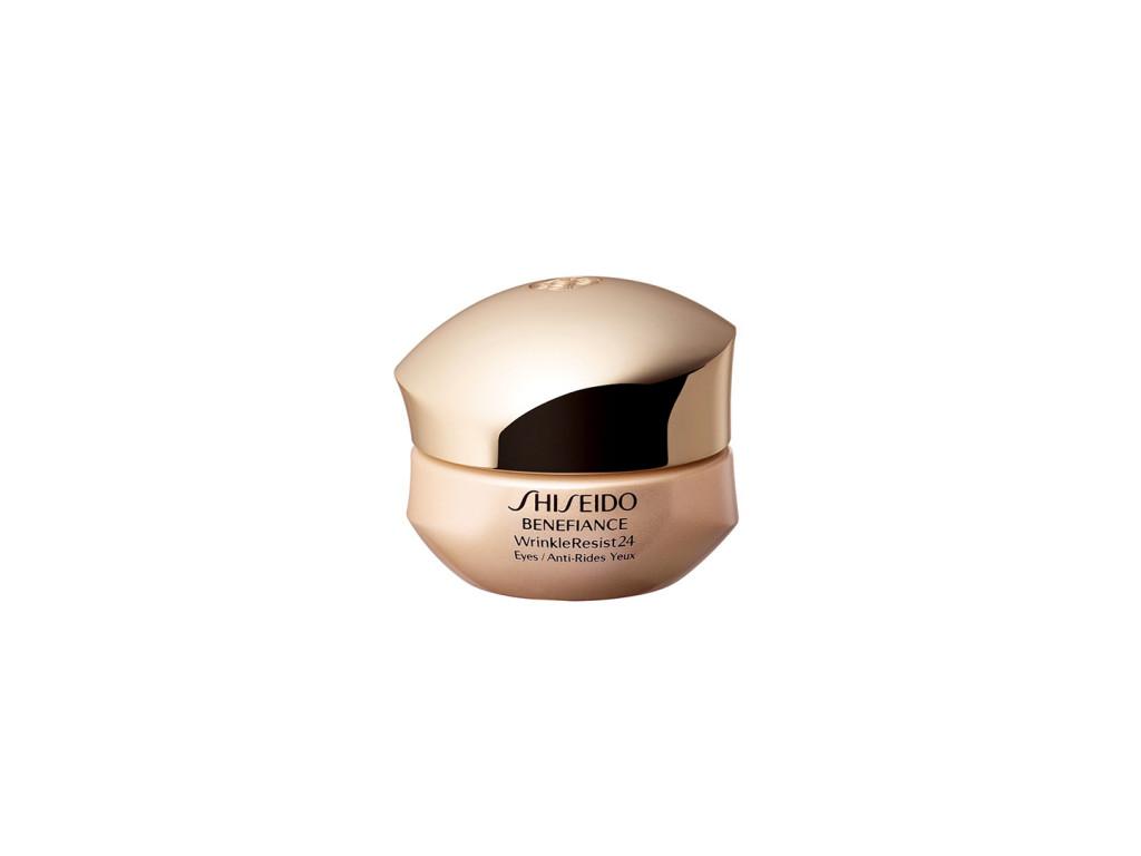 best eye cream review shiseido benefiance wrinkleresist24