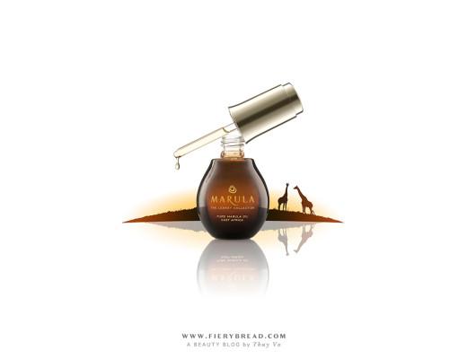 Fierybread by Thuy Vo - Marula Oil