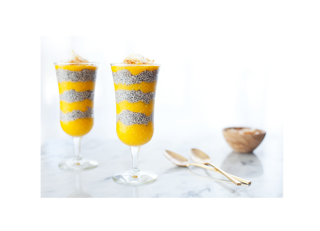 Fierybread - Chia Seed Pudding