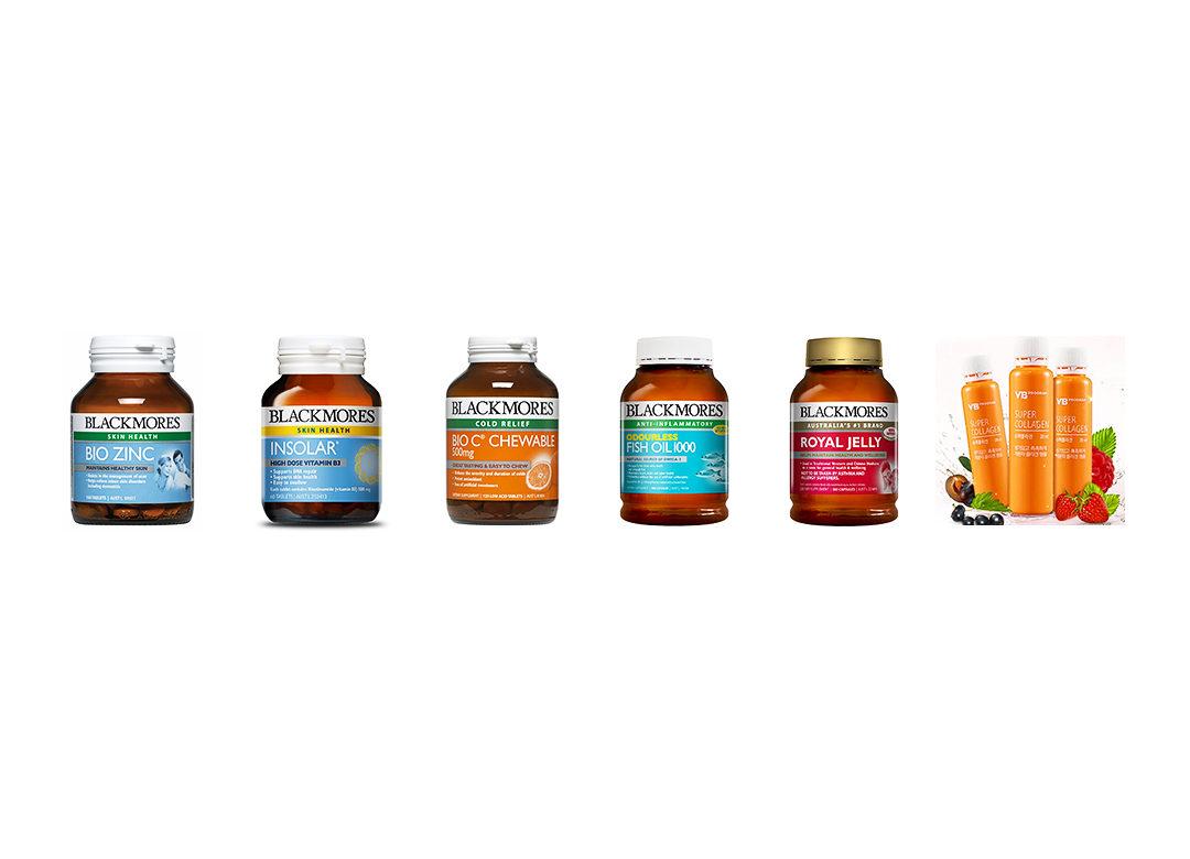 Fierybread - Supplements - Thực phẩm chức năng - Dầu cá fish oil - Collagen - Blackmores - Royal Jelly Sữa Ong Chúa Review