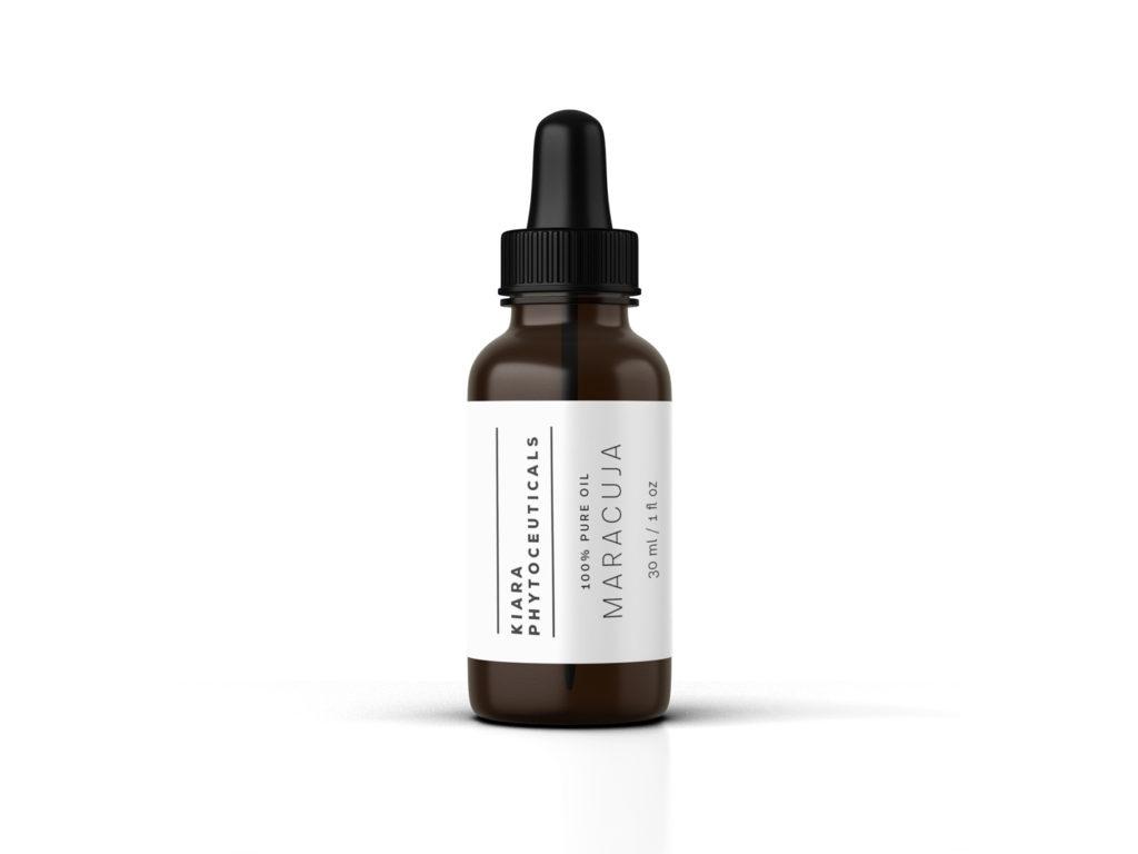 Fierybread - Kiara Phytoceuticals Organic Maracuja Oil - Passionfruit Oil - Passiflora Edulis Seed Oil