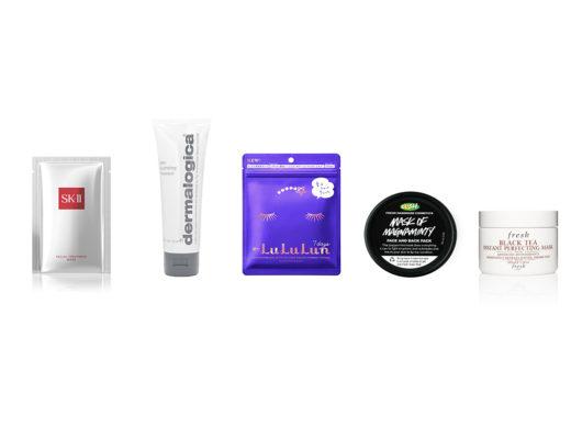 Fierybread - Top 5 face masks - Top mặt nạ dưỡng da