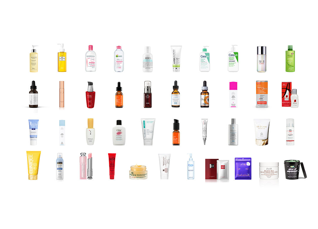 Fierybread - Top skincare products 2016 - Sản phẩm yêu thích 2016