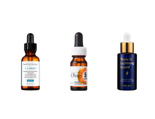 Fierybread Thuy Vo Review Obagi SkinCeuticals Cosrx Vitamin C