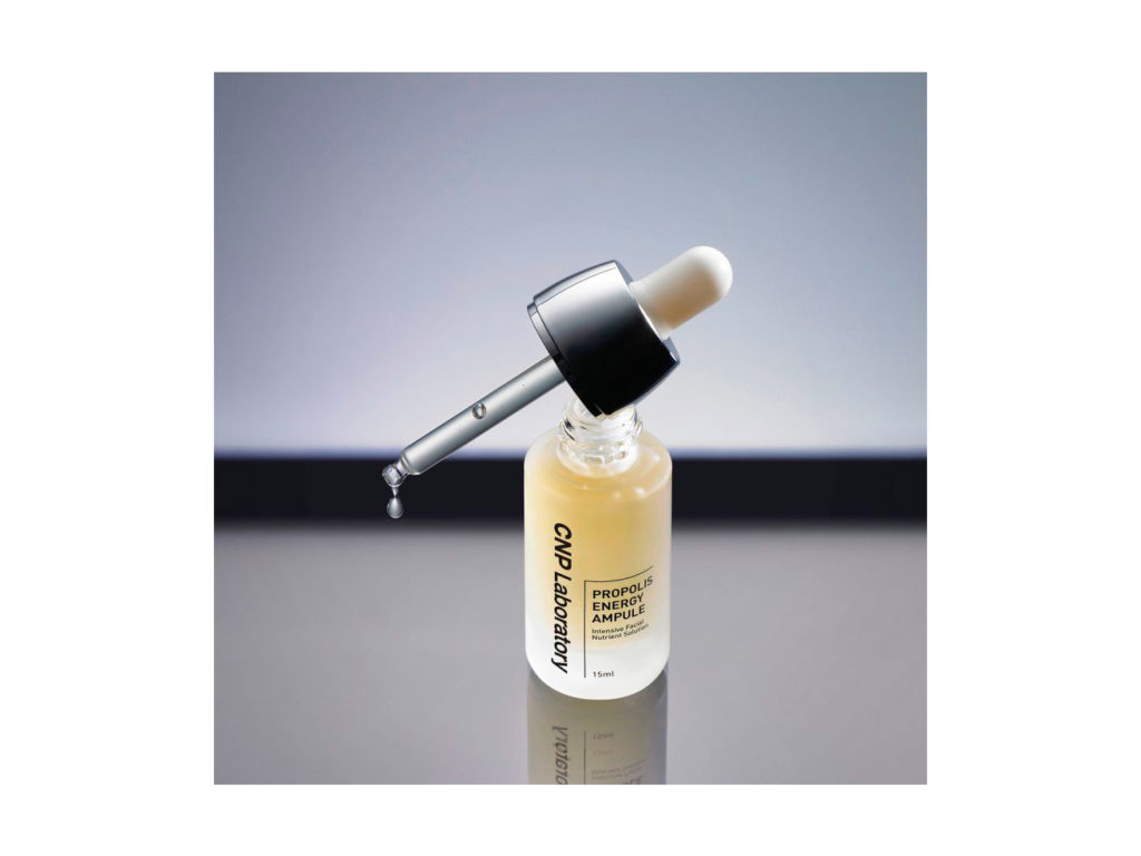 Fierybread - CNP Laboratory Propolis Energy Ampule Invisible Peeling Booster Review